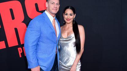 John Cena en Nikki Bella na zes jaar uit elkaar