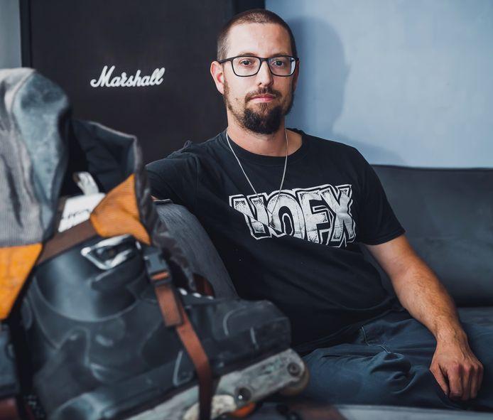Ivo Kalis stopt na 20 jaar als jongerenwerker in Halderberge.