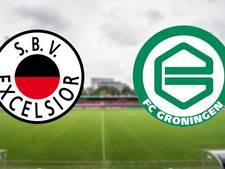 Excelsior wil verliesreeks tegen FC Groningen beëindigen