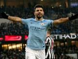 Hattrick Agüero bezorgt City een nieuwe driepunter