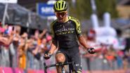 Chaves komt opnieuw boven water met ritwinst in Giro, Serry wordt vijfde