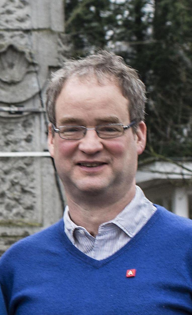 Tjerk Sekeris (N-VA) wordt de nieuwe districtsvoorzitter.