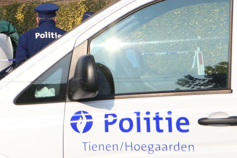 TIENEN-HOEGAARDEN-illustratie politie