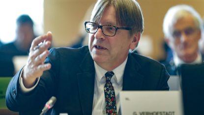 Verhofstadt krijgt leidende rol in conferentie over toekomst Europa