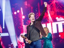 Jim is grote winnaar The voice of Holland 2018