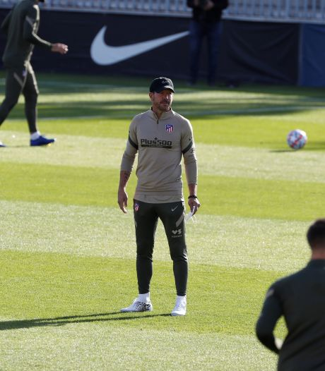 Atlético-doelman Oblak: voor Simeone hoef je niet bang te zijn
