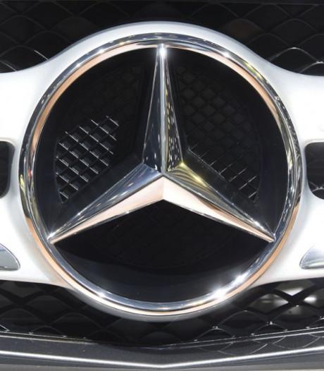 Afpersers Mercedes-Benz dreigden met kwik in geparkeerde auto's