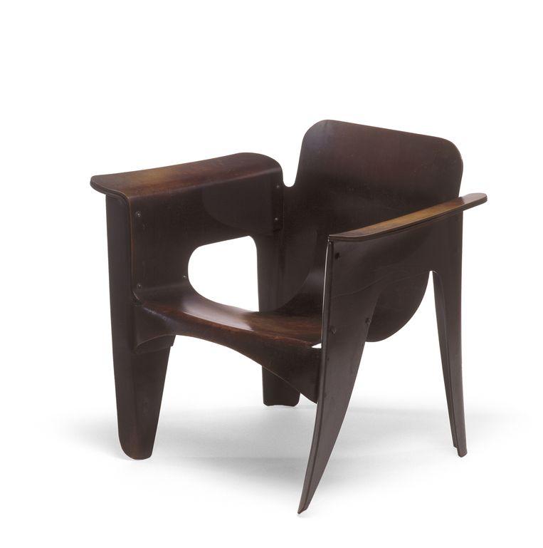 Gerrit Rietveld – Birza (1927) Beeld
