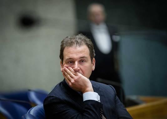 Minister Lodewijk Asscher