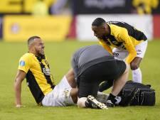 Bacterie velt Jay-Roy Grot na avontuur bij Vitesse: aanvaller nog maanden uitgeschakeld
