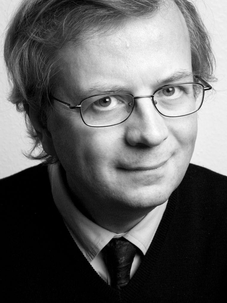 Voor het scheppen van vertrouwen in de samenleving is de journalistiek niet uitgevonden, stelt columnist Ger Groot. Beeld Trouw