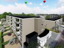 Groot onderhoud en nieuw uiterlijk voor twintig flats in De Nude