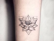 Eerste tattoo
