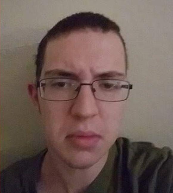 Een foto van Patrick Crusius op zijn ondertussen verwijderde Facebookpagina.