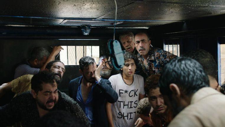 Beeld uit Clash van Mohamed Diab. Beeld