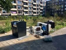 Amersfoorters ergeren zich kapot aan afvaldumping bij ondergrondse containers: 'Het is om te kotsen'