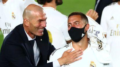 Eden Hazard in selectie Real voor kraker tegen Man City van vrijdag