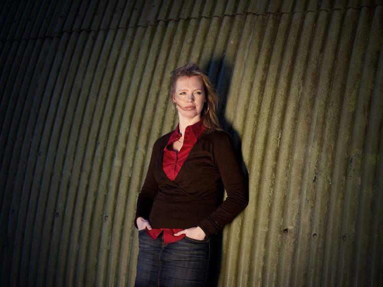 Jessica de Jong. Beeld Jiri Buller / de Volkskrant