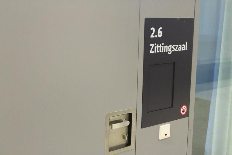 Archiefbeeld: rechtbank Gent.