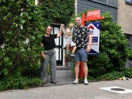 Hypotheken zijn populairder dan ooit in het Groene Hart, vinden ook Joran (31) en Jolanda (32): 'Dit is hét moment'