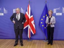 Brussel en Londen verlengen onderhandelingen brexit