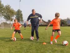 Ontwikkeling talent staat voorop bij Voetbalschool Staphorst