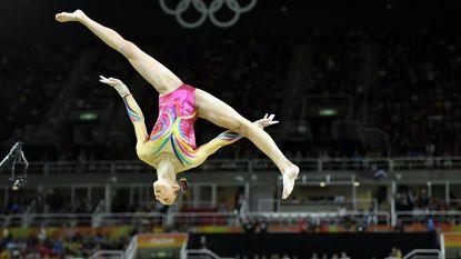 Nina Derwael plaatst zich voor allround- en brugfinale op EK turnen