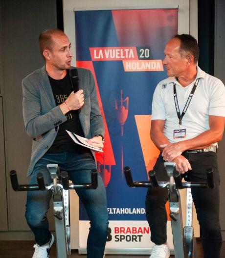Opwarmen voor La Vuelta 2020 tijdens brainstormsessie in Den Bosch