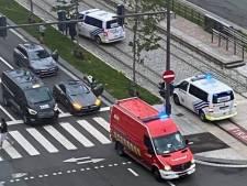 Antwerpse brandweer rijdt beschonken chauffeur klem na vluchtmisdrijf