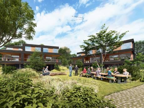 Bouw van 32 luxe woningen in Park De Twee Heuvels volgend jaar van start