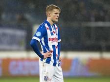Ødegaard speelt vanwege enkelblessure pas weer in 2018