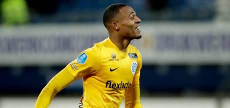 De Graafschap-aanvaller Burgzorg opgeroepen voor Oranje Onder 20