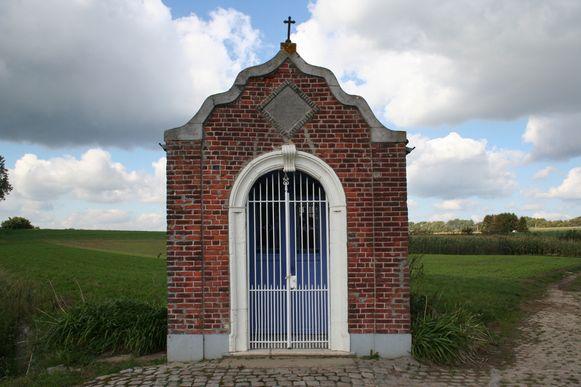 Afspraak aan de Lourdeskapel in de Doornestraat