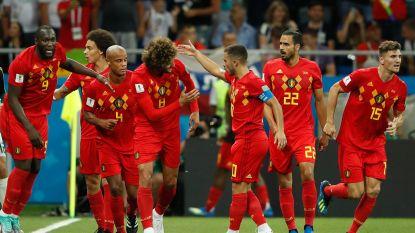 """Jullie familie steunt jullie, Rode Duivels: """"Zij hebben één Neymar, maar wij hebben twee Hazards! Come on Belgium!"""""""