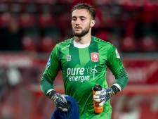 FC Twente wil contract met doelman Drommel openbreken