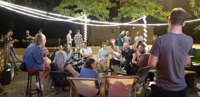 Jeugdhuis Bar Choque organiseert Overlast.