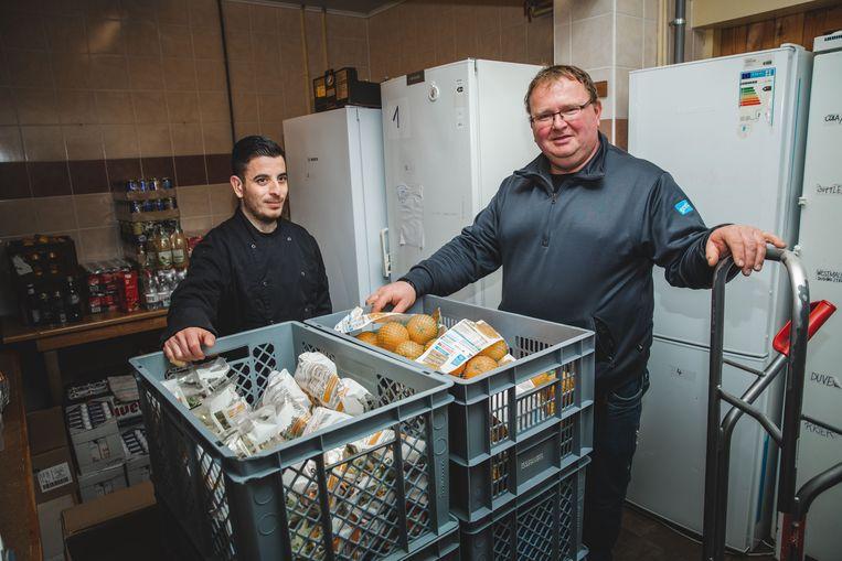 Foodsavers Gent, dat in 2017 van start ging, haalde vorig jaar 600 ton voedseloverschotten op en herverdeelde die naar 110 sociale organisaties.