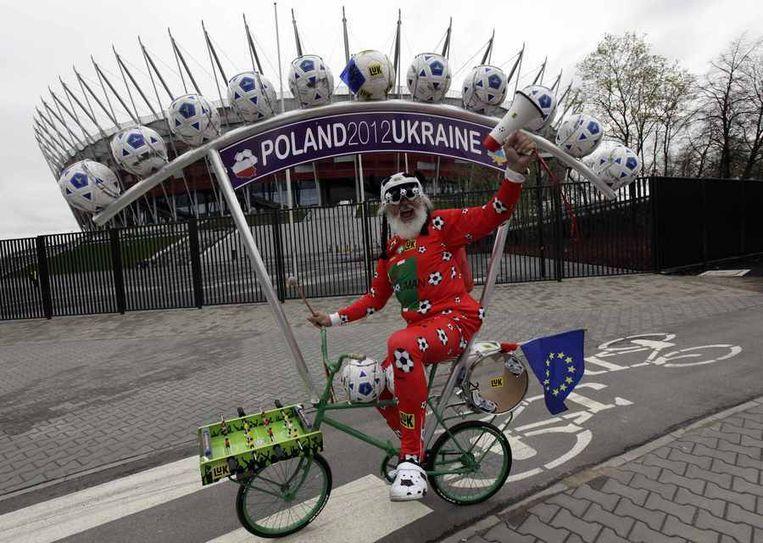 Alle EK-matchen In Polen Uitverkocht