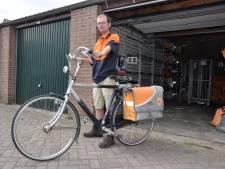 Postbode rent achter fietsendief aan, maar die dreigt: Straks heb je een nóg groter probleem