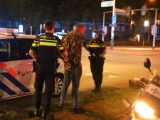 Politie gebruikt pepperspray om vluchtende en scheldende verdachte aan te houden in Rijswijk