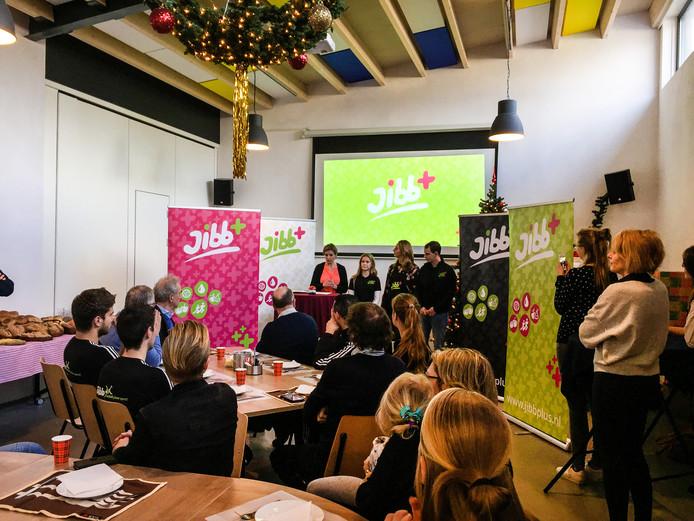 JIBB en Jong Helmond Lekker Gezond gaan verder samen als een Jibb+.
