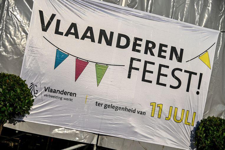 De gemeenten Lennik, Roosdaal en Gooik slaan de handen in mekaar en vieren zaterdag samen de Vlaamse Feestdag.