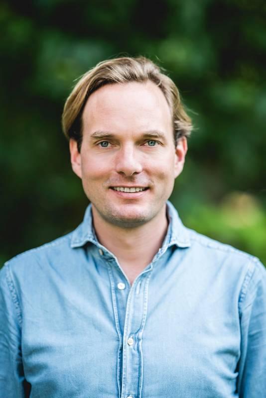 GZ-psycholoog Gijs Coppens ziet de problemen bij jongeren toenemen.