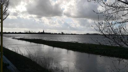 Tientallen oproepen voor wateroverlast (maar ook mooie taferelen)