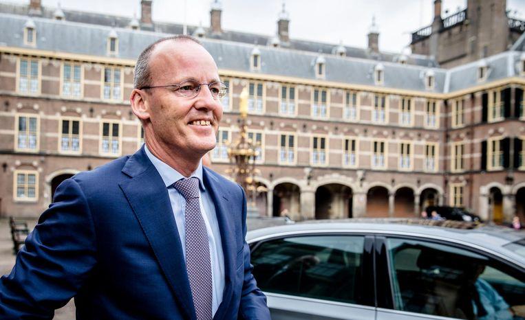 Klaas Knot, president van De Nederlandsche Bank. Beeld anp
