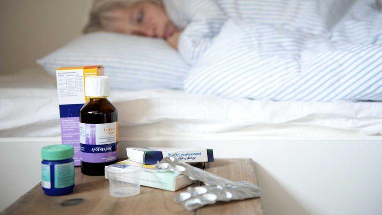Steeds meer bacteriën zijn resistent voor antibiotica Beeld anp