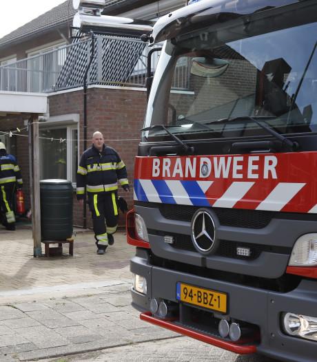 Woning in Cuijk vat vlam door kortsluiting