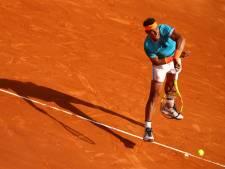 'Koning van Monte Carlo' nadert topvorm, Zverev onderuit