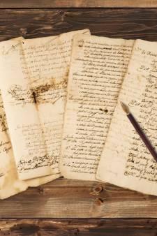 Van Cleopatra tot Trump: grootheden der aarde leggen ziel bloot in brief