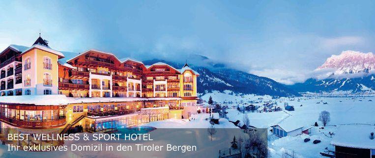 Het hotel waar Laurent volgens de Tiroler Tageszeitung al jaren stamgast is: Hotel Post in Lermoos. Prijzen momenteel: tussen 260 en 335 euro per nacht.
